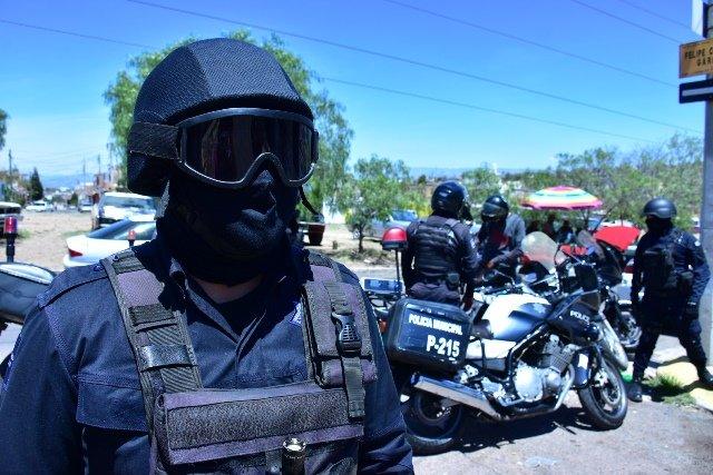 """¡Más de 178 mil detenciones ha logrado la Policía Municipal gracias al operativo """"Barrio Seguro""""!"""