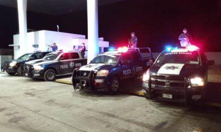 ¡Blindaron Aguascalientes tras la balacera en Encarnación de Díaz!
