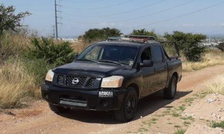 ¡Policías evitaron que un hombre se quitara la vida en Pabellón de Arteaga, Aguascalientes!