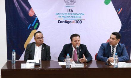 ¡Presenta IEA convocatoria de ingreso al Bachillerato General Militarizado ciclo escolar 2019-2020!