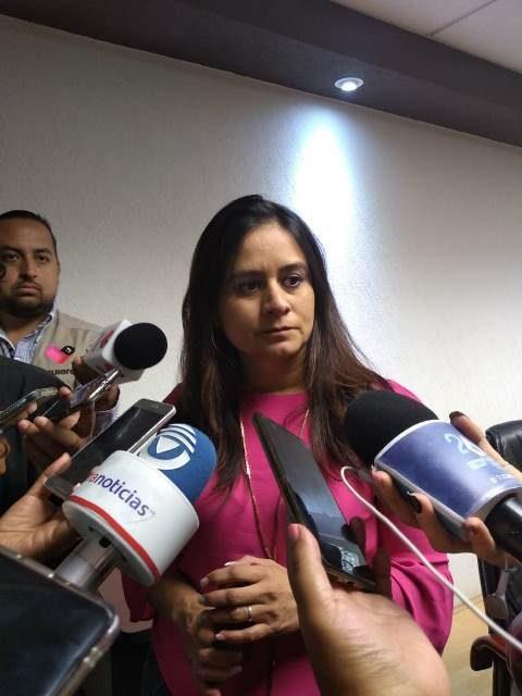 ¡Que se sienten a platicar, recomienda la diputada Gladys Ramírez a las corporaciones policiacas estatal y municipal!