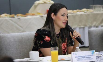 ¡Riesgo de recesión técnica es consecuencia de malas decisiones del Gobierno Federal: Martha Márquez!