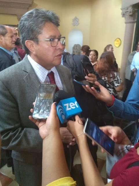 ¡Revocación de mandato y empresas fantasmas temas próximos a legislar en el Senado: Ricardo Monreal!
