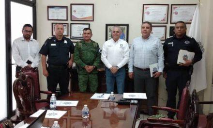 ¡Listo el operativo de seguridad para la Feria de los Chicahuales en el municipio de Jesús María!