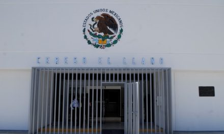 ¡Interno se ahorcó con su pantalón en el CERESO El Llano, en Aguascalientes!