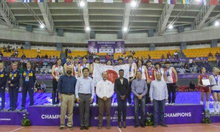 ¡Triunfa equipo de Japón en Campeonato Mundial de Voleibol Sub-20 Femenil!
