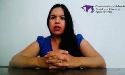 ¡Ni la sociedad ni las leyes fincan responsabilidad a los padres de los infantes abandonados, recayendo toda sobre la madre: Violeta Sabás!