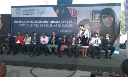 ¡50 maestros se capacitaran en el extranjero en el idioma inglés!