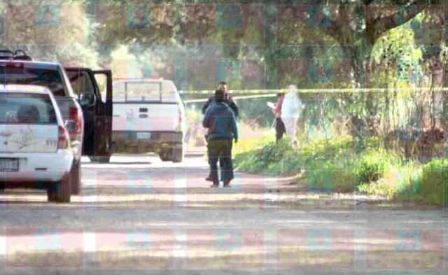 ¡Ejecutaron a otra mujer con un rifle de asalto AR-15 en Lagos de Moreno!