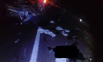 ¡Fatal accidente en Lagos de Moreno dejó 2 muertos y 3 lesionados!
