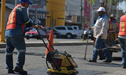 ¡75 millones de pesos invierte Municipio en bacheo!