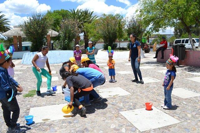 ¡CCAPAMA enseña a menores a cuidar el agua!
