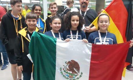 ¡Alumnas de Aguascalientes representan a México en competencia internacional de robótica!