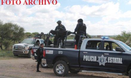 ¡PEP detuvo a un hombre por contar con una orden de aprehensión vigente en Pinos!