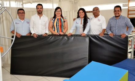 ¡DIF Municipal de Aguascalientes rehabilita y equipa Ludotecas y Centro de Terapia Física!