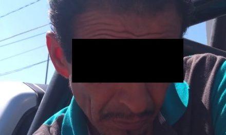 """¡Detuvieron a narcomenudista con más de medio kilo de """"crystal"""" en Aguascalientes!"""