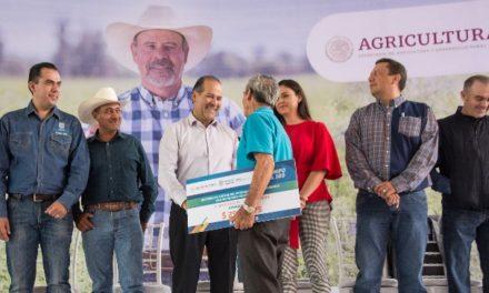 ¡Entrega el gobernador 90.5mdp para el campo de Aguascalientes en infraestructura, maquinaria, equipo y sanidades!