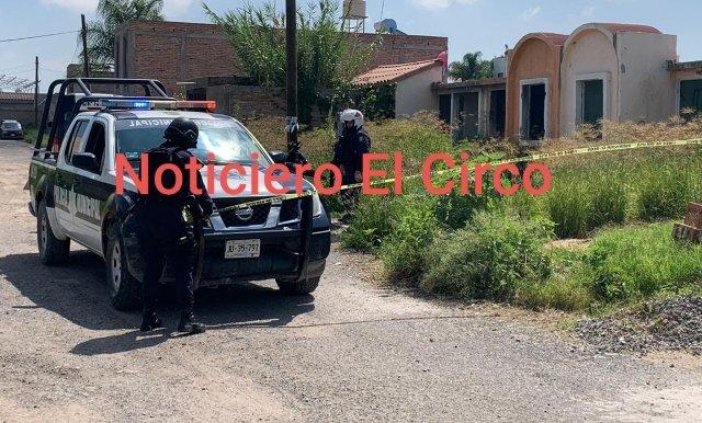 ¡Ejecutaron a 3 personas en Laureles del Campanario en Lagos de Moreno!