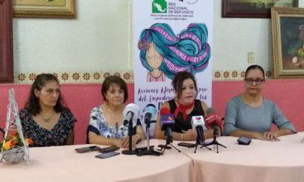 ¡En riesgo los refugios para atender las mujeres violentadas en el país: Wendy Figueroa!