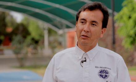 ¡Destaca maestro de Aguascalientes a nivel nacional al obtener Premio ABC Mexicanos Primero 2019!