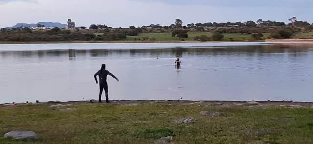 ¡Hombre alcoholizado se metió a una presa montando un caballo y murió ahogado en Aguascalientes!