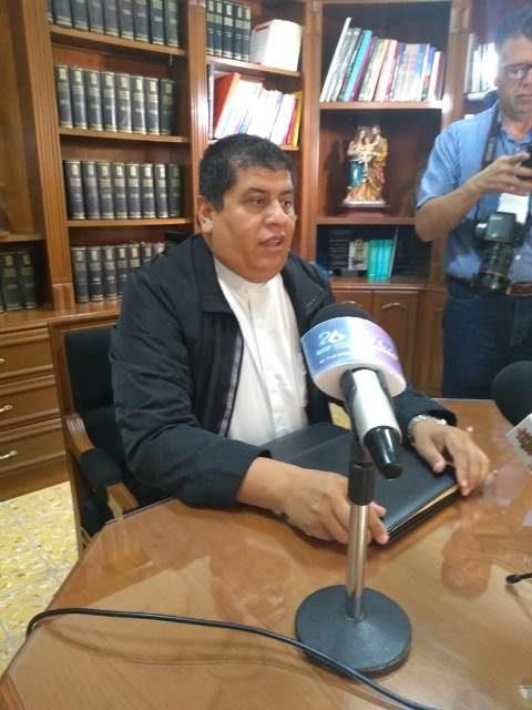 ¡Las acusaciones de abuso son un factor que aleja a los jóvenes de la vocación sacerdotal: Felipe Gutiérrez Rosales!
