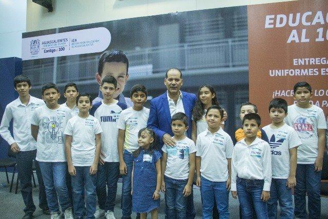 ¡Más de 90 millones de pesos para apoyar a la economía familiar en el próximo regreso a clases!
