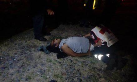 ¡Tras larga agonía falleció el hombre que se arrojó al tren para matarse en Aguascalientes!