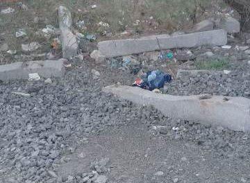 ¡Hombre se mató acostándose en las vías del tren y ser decapitado en Aguascalientes!