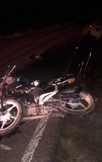 ¡Hombre perdió la vida tras caer de su motocicleta en Aguascalientes!