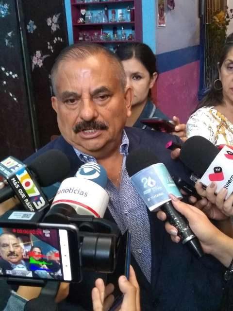 ¡Piden aumento de utilidad del 10 por ciento para confección de uniformes escolares: Jesús Martínez!