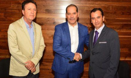 ¡Reconoce el gobernador al profesor José Ernesto de Lira Cervantes, ganador del premio ABC 2019!
