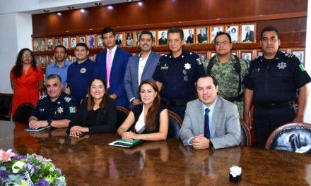 ¡Tere Jiménez trabaja por la tranquilidad de las familias de Aguascalientes!