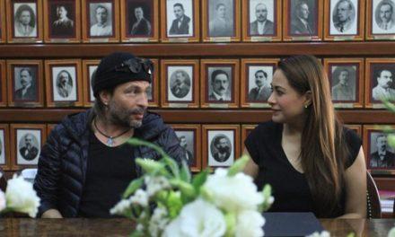 ¡Se reúne Tere Jiménez con Sergio Vallín!