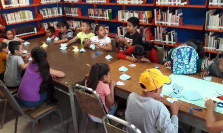 ¡Se reanudan actividades en Bibliotecas Municipales!