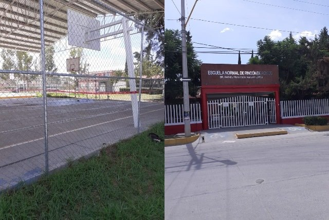 ¡Murió infartado el conserje de la Escuela Normal de Rincón de Romos, en Aguascalientes!