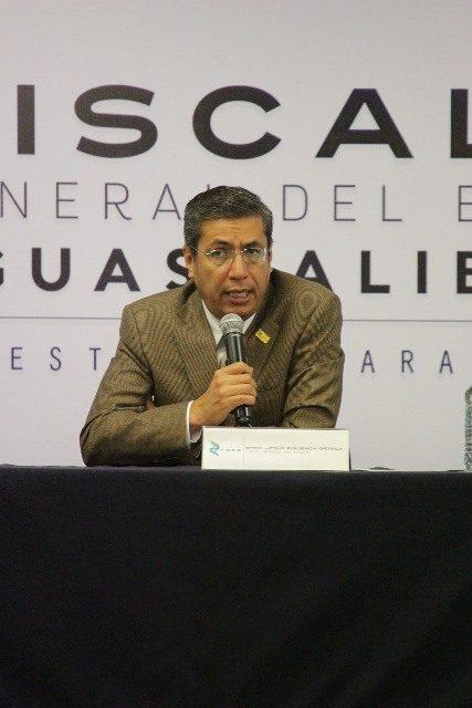 ¡Se dio de baja a 5 ministeriales en tan sólo un mes por incurrir en fallas: Jesús Figueroa!