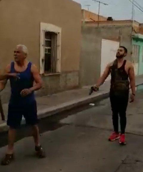 ¡Se dio de baja al policía ministerial que usó su arma para resolver un conflicto vecinal: Jesús Figueroa!