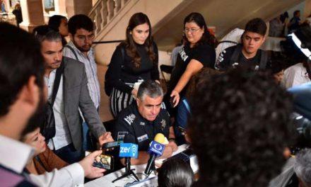 ¡Se refuerza operativo contra motocicletas: Antonio Martínez Romo!