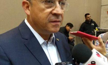 ¡Siguen sin operar el 30 por ciento de las constructoras en Aguascalientes por falta de recurso federal: Francisco Romero David!