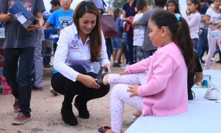 ¡Tere Jiménez mejora el regreso a clases de miles de niños de Aguascalientes!