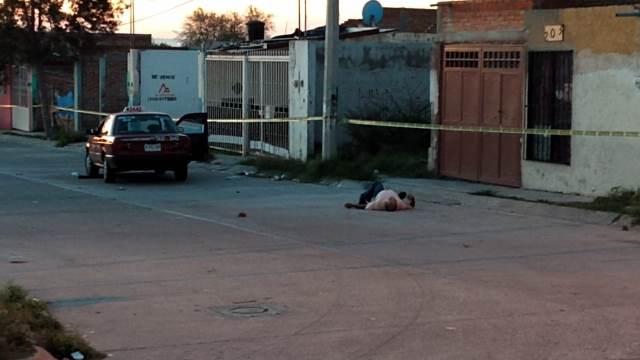 ¡Taxista murió al parecer durante un asalto en Aguascalientes!