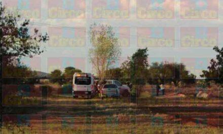 ¡Hallaron a un hombre muerto y putrefacto en un rancho en Fresnillo!