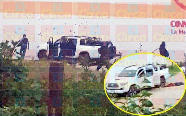 ¡Sangriento enfrentamiento en Encarnación de Díaz dejó 1 delincuente abatido y 1 policía herido!