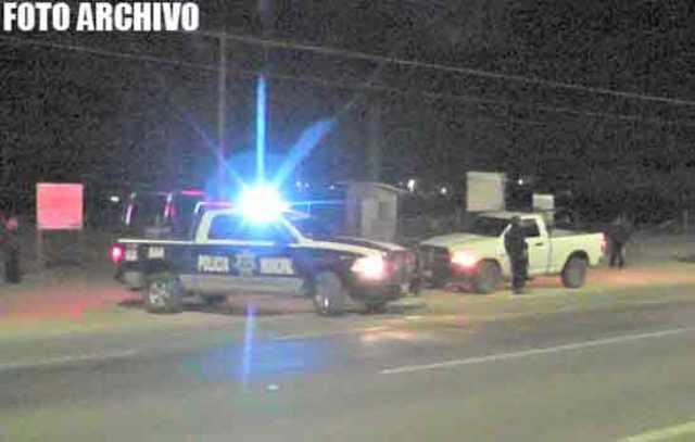 ¡Policías municipales de Jerez se enfrentaron a delincuentes!