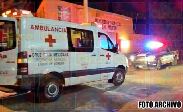 """¡Adicto fue """"levantado"""" y golpeado pero logró escapar de sus captores en Lagos de Moreno!"""