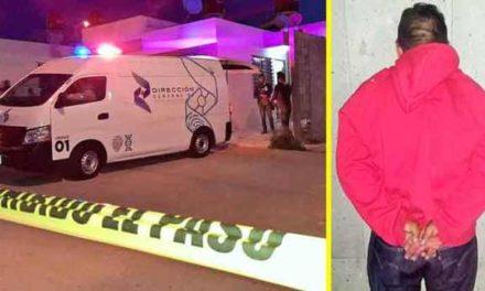 ¡Otro feminicidio en Aguascalientes: mujer fue asesinada apuñalada por su esposo!