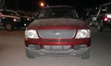 ¡Detuvieron a adolescente que asaltó a una mujer y le robó su camioneta en Aguascalientes!