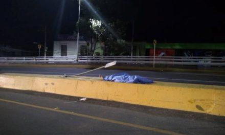 ¡Accidente de motocicleta dejó 1 muerto y 1 lesionado en Aguascalientes!