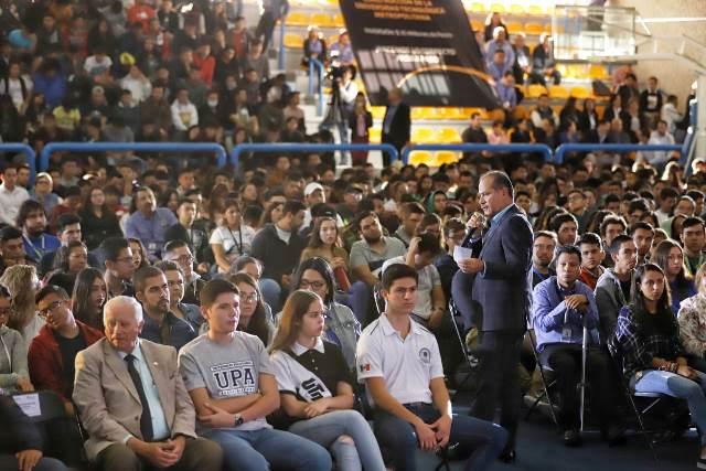 ¡A finales de año se tendrán resultados visibles en el transporte urbano: Martín Orozco!
